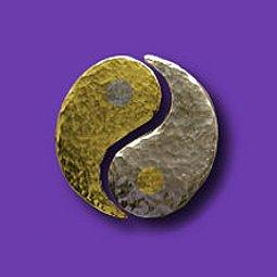 yin yang pendant pieces
